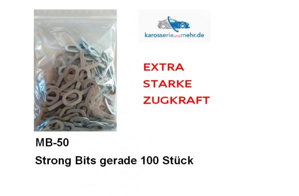 MB-50 Strong Bits gerade 100 Stck (49,50€ Netto)